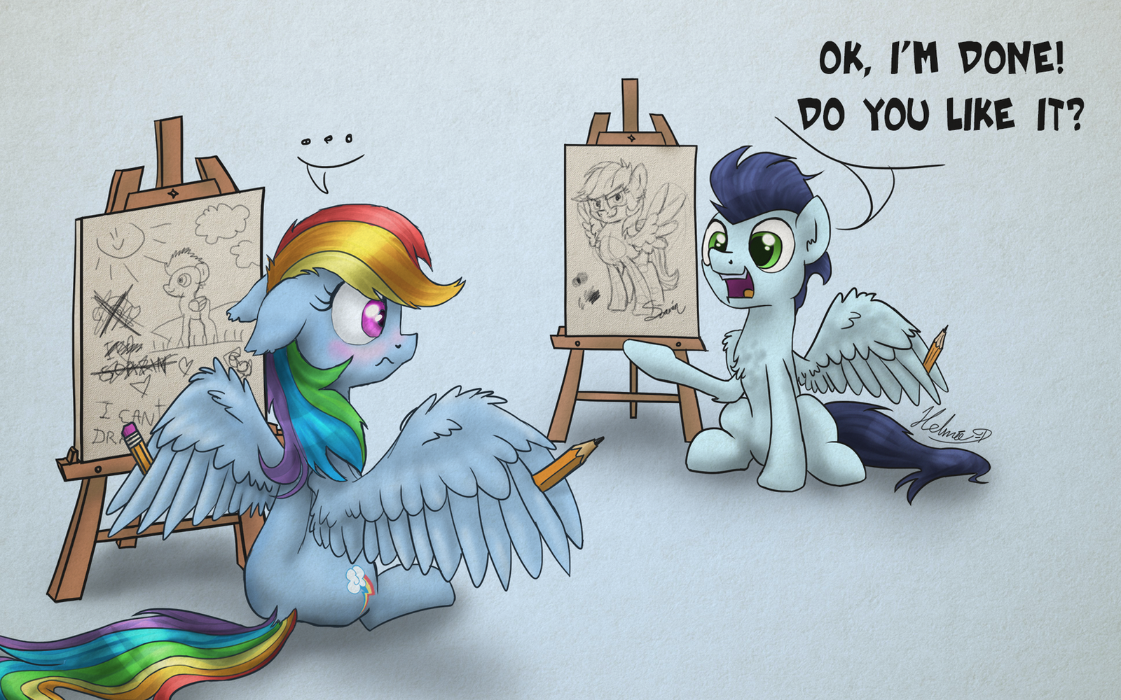 Sketch Class by Helmie-D
