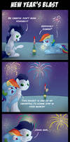 New Year's Blast by Helmie-D