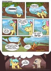 Comic -  Adventurous by Helmie-D