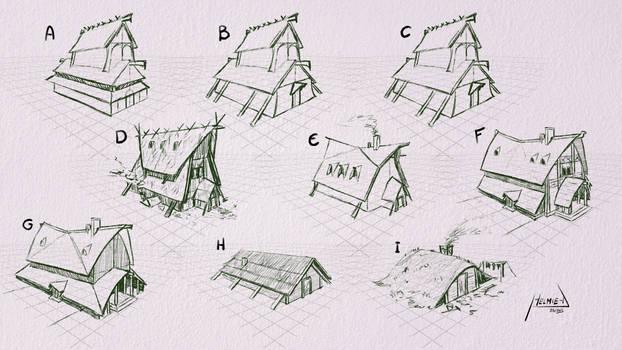 DAILY SKETCH (93/365) - Ranvik Building Concepts