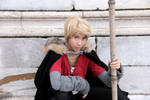 APH Cosplay - King of Northern Europe by GeneralKlaud