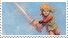 Legend of Zelda 02 by makingstamps
