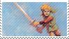 Legend of Zelda 02 by makingstamps