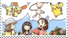 Pokemon 02 by makingstamps