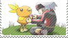 Pokemon 07 by makingstamps