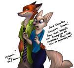 Nick and Skye