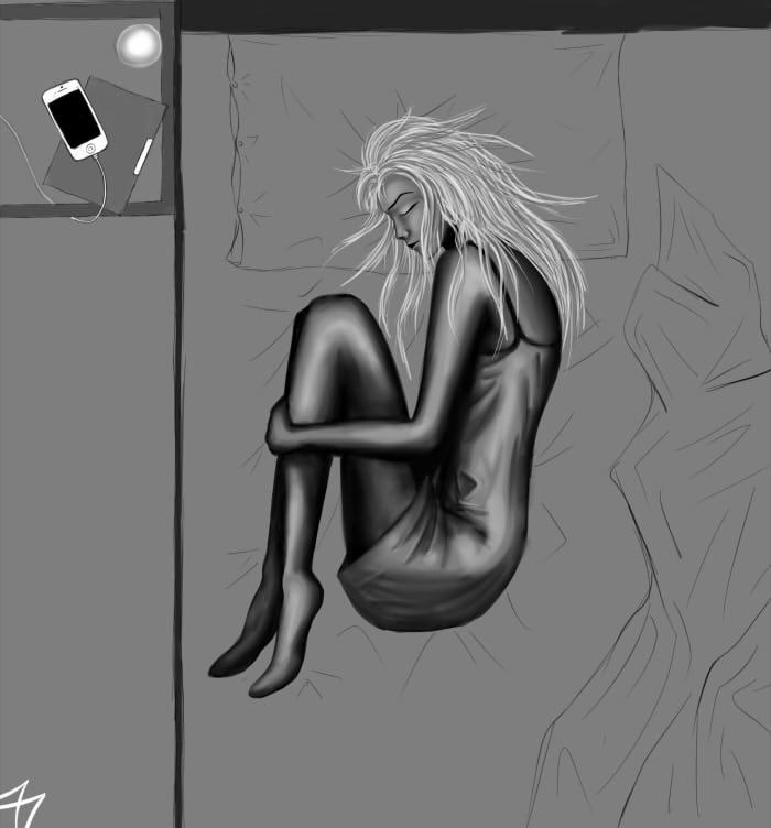 Insomnia by Moontessa