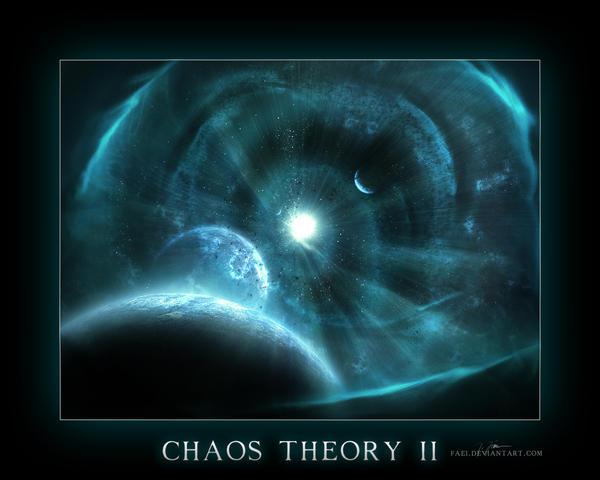 Chaos Theory II by Faei