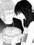 I bring U a cake