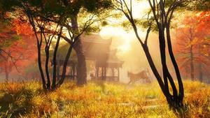 Forgotten September by hoangphamvfx