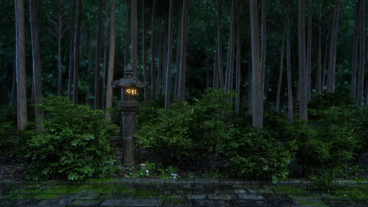 Rainy Nights by hoangphamvfx