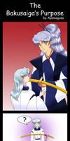 The Bakusaiga's Purpose by Ayamegusa