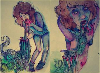 bulimia by flowwwer
