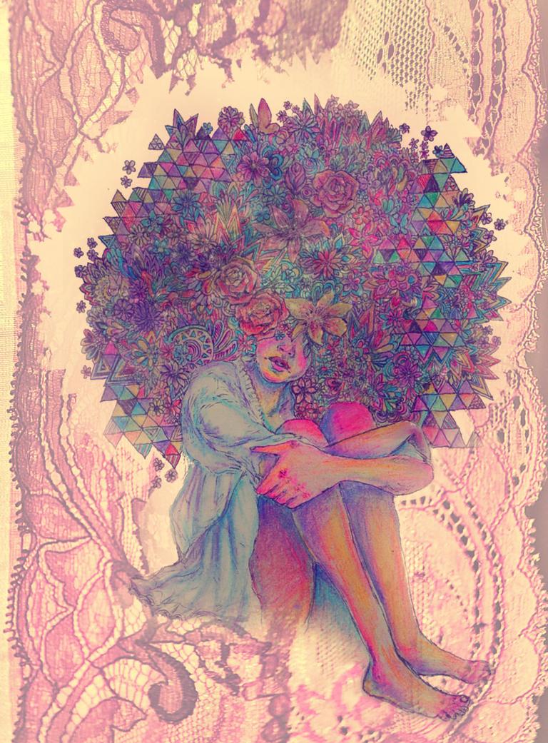 mind flowers by flowwwer