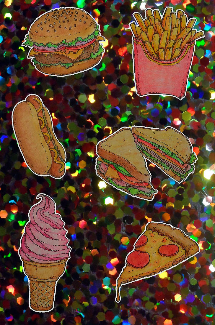munchies stickers by flowwwer