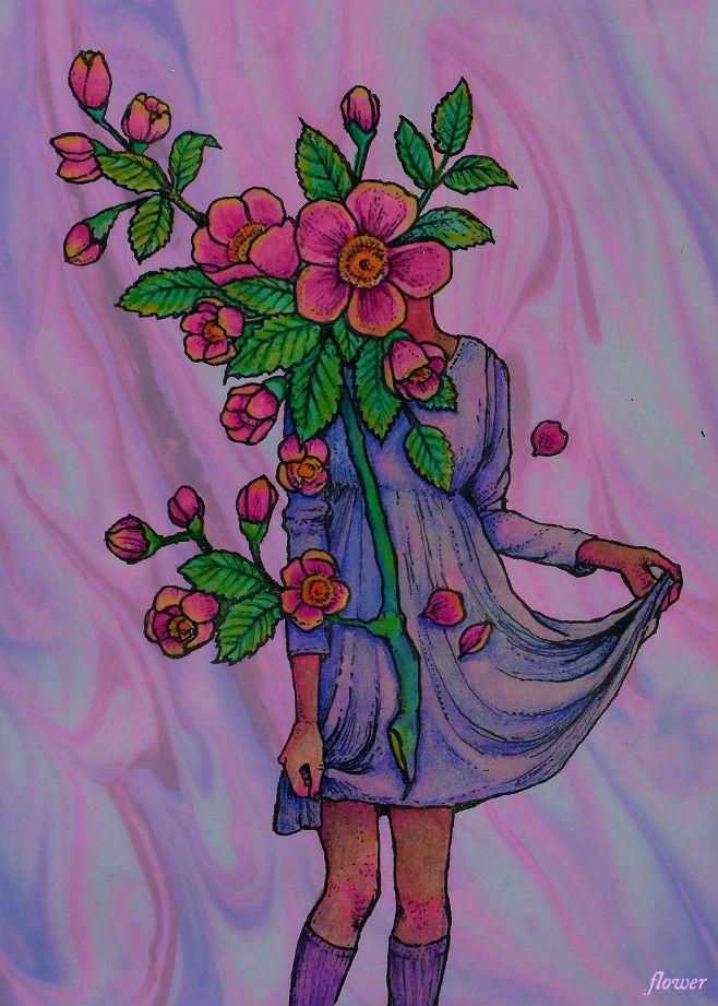 blossom by flowwwer