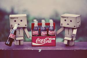Coke by alyanna