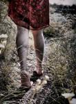 Walking throu life
