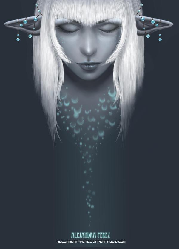 Blue Feelings by Alejandra-perez