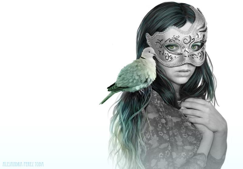 Iridiscence by Alejandra-perez