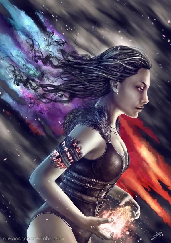 Edyrien by Alejandra-perez