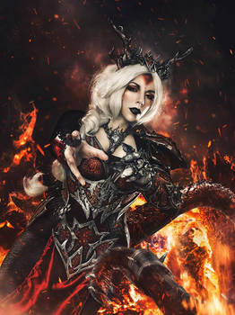 Dragon Sorceress Cosplay