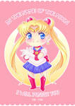 In the name of the Moon I'll punish you!