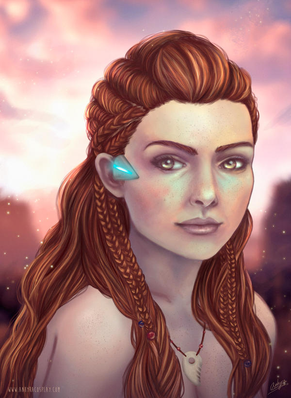 Aloy by Anhyra
