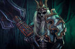 King Leoric, Diablo 3 Cosplay by Anhyra