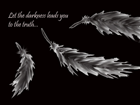 fallen feather mac wallpaper - photo #17