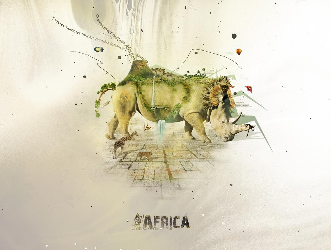 africa by ampren7a