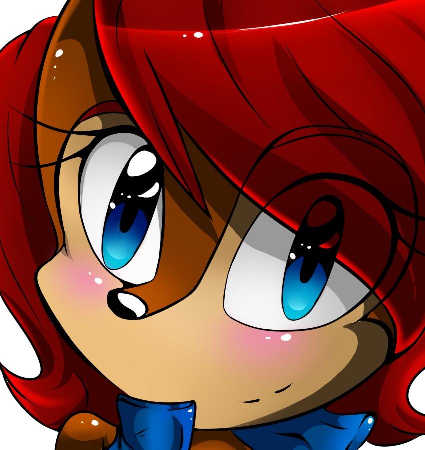 Hey there~ [Sally icon] by xLiquidSilverx