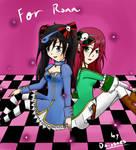 For Rann-sama by Daiasoes