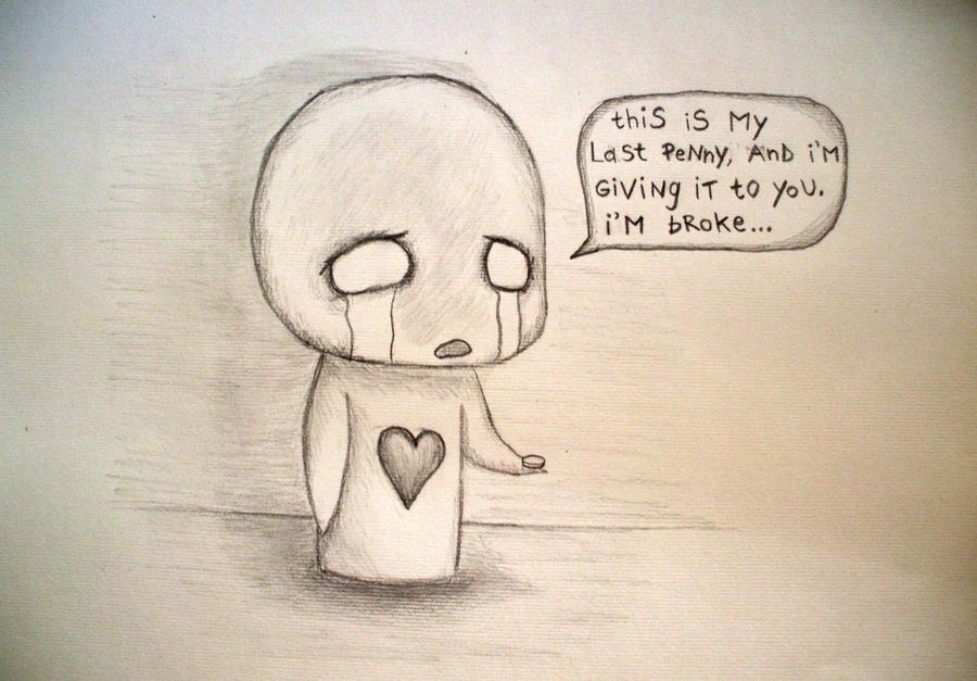 Sketch cartoon Love Wallpaper : Emo cartoon by Muffins-Universe on DeviantArt