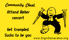 Bieber Community CHest by PurplePhoneixStar