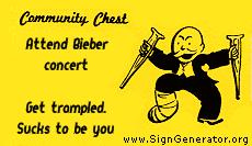 Bieber Community CHest by PurplePhoneixStar
