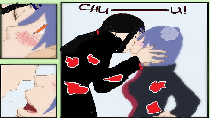 Itachi x Konan Itakon_kiss_by_purplephoneixstar-d492ob8