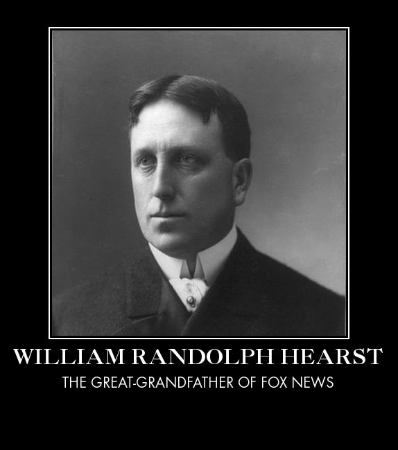 william randolph hearst.... by PurplePhoneixStar