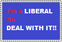 Liberal Deal with it stamp