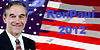 Ron Paul 2012 Icon. by PurplePhoneixStar