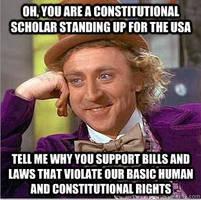 Political Wonka meme by PurplePhoneixStar