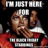 I'm just here for the stabbing meme by PurplePhoneixStar