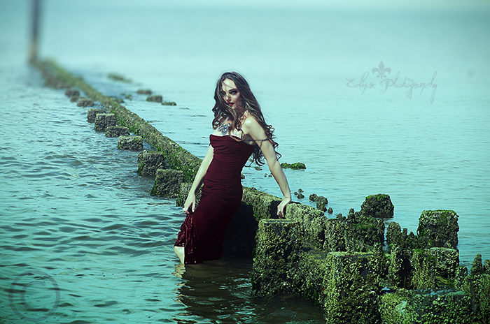 Lady of the Water by EclipxPhotography