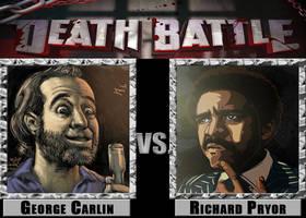 Death Battle Idea 24:George Carlin V Richard Pryor