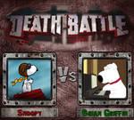 DEATH BATTLE! Idea #48: Snoopy Vs Brian Griffin