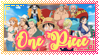 One Piece Stamp by belenete