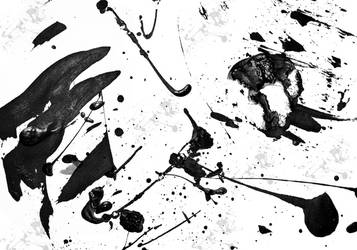 Splatter Brushes and Strokes