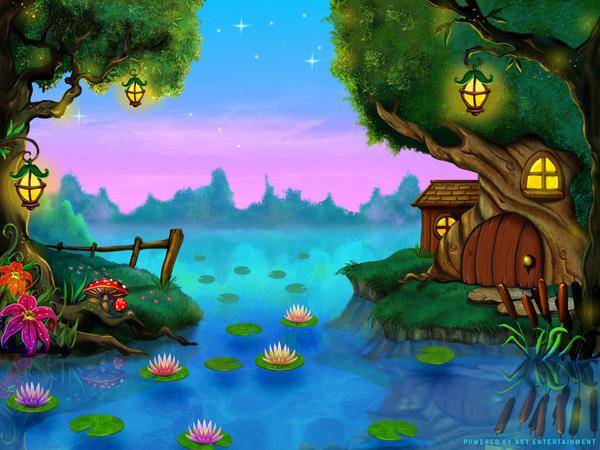 Fairytale Wallpaper By JenHell66