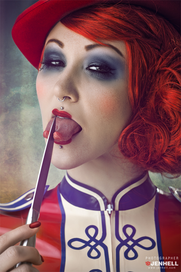 Circus Macabre VI by JenHell66
