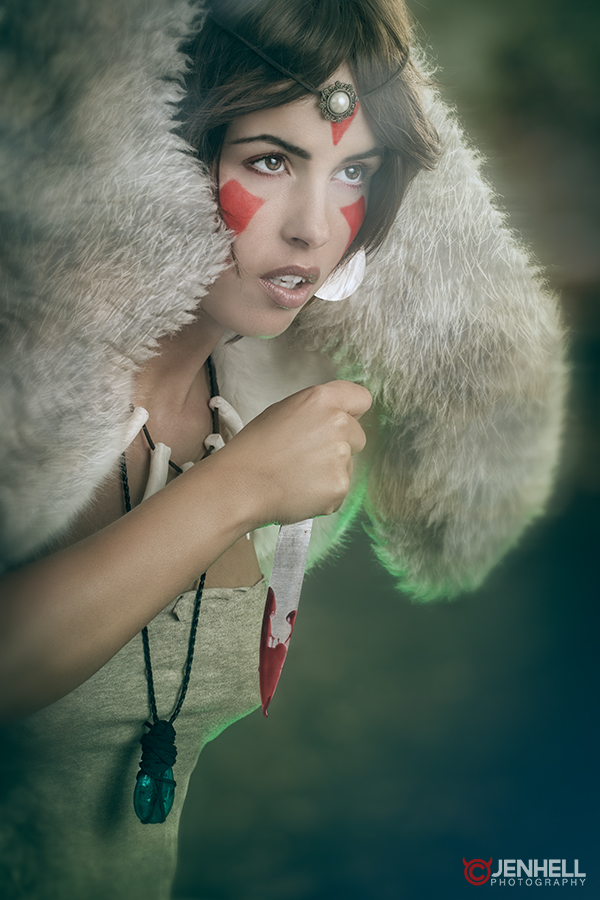 Mononoke Tribute II by JenHell66